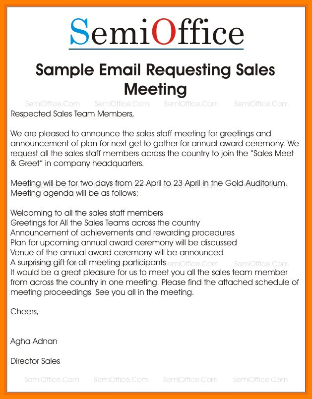 7+ email greeting sample - mail clerked