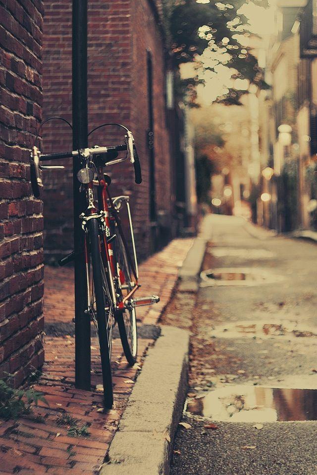 Vintage Bike #iPhoneWallpaper | iPhone Wallpapers | Pinterest ...