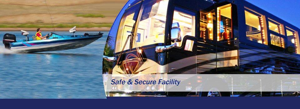 Mini Storage Options Oklahoma | Venture Out Boat and RV Storage
