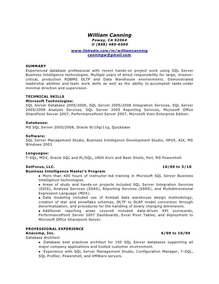 100+ [ Data Architect Resume ] | Principal Architect Resume ...