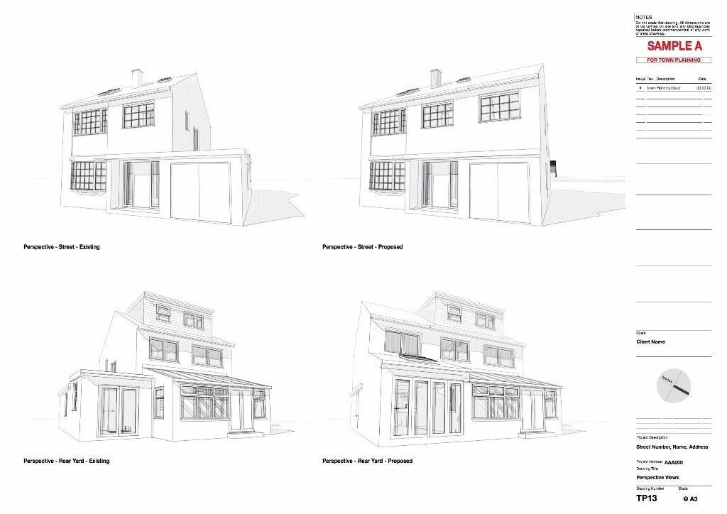 Architectural Designer/Draftsperson, Town Planning Drawings | in ...