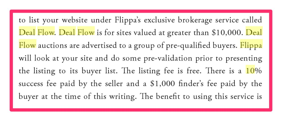 Empire Flippers vs Flippa - Website Brokers Compared