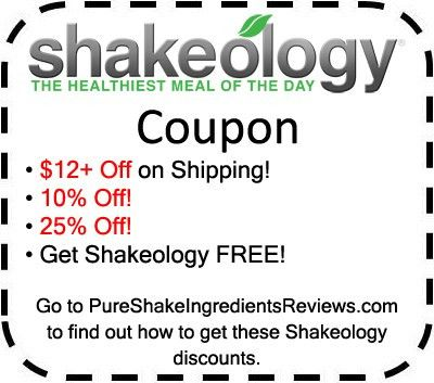 Shakeology Coupon & Discount 2017 (DON'T PAY RETAIL!)