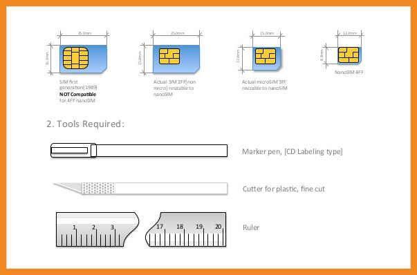 micro to nano sim template | art resume examples