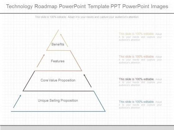 Technology Roadmap Powerpoint Template Ppt Powerpoint Images ...