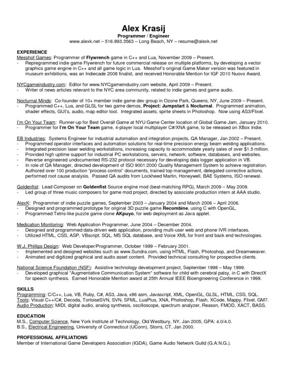 Internship Resume Cover Letter Sample for Business Experience ...