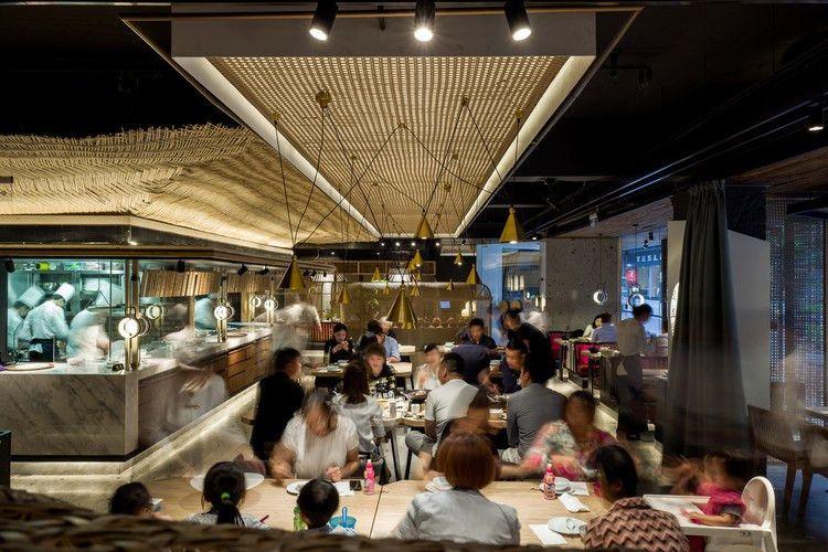 Ma's Kitchen / Chengdu Hummingbird Design Consultant Co., Ltd ...
