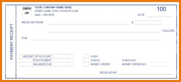 7+ payment receipt | assistant cover letter