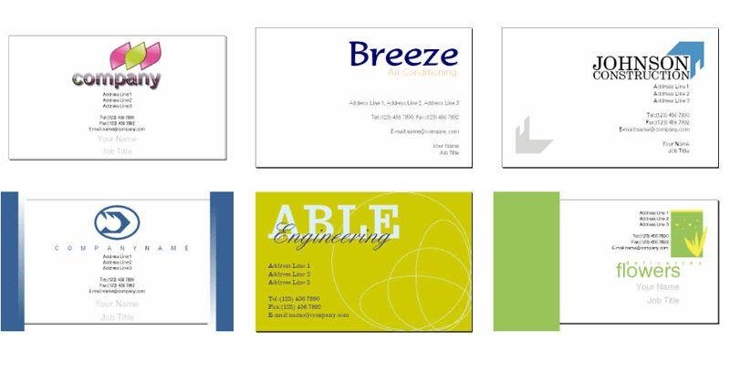 28+ Business Card Templates Download | 25 Excellent Black Business ...
