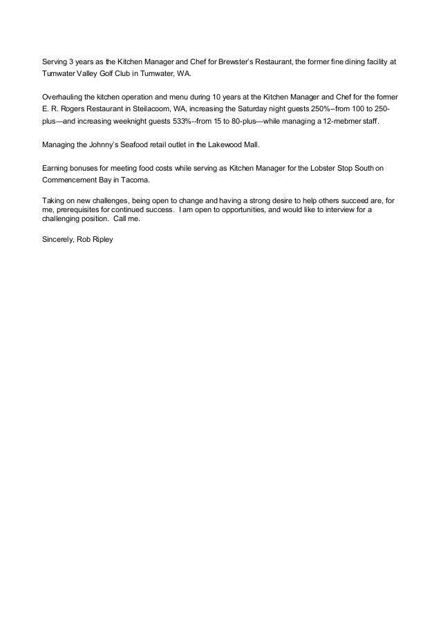 download kitchen manager resume. kitchen manager cover letter ...