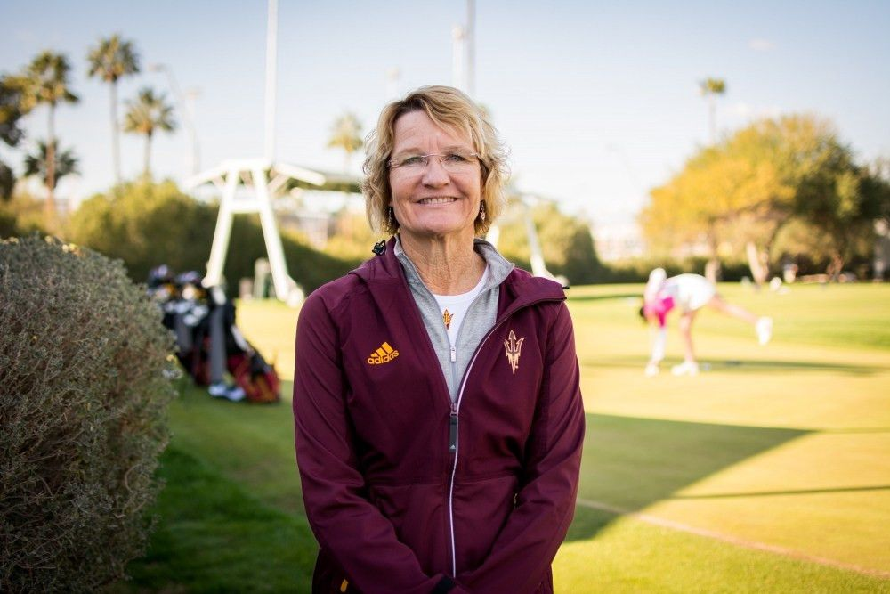 Career comes full circle for new ASU women's golf assistant coach ...