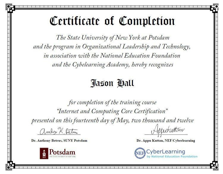Course completion certificate format completion certificate free course completion certificate template 123certificate sunycertificateg yadclub Images