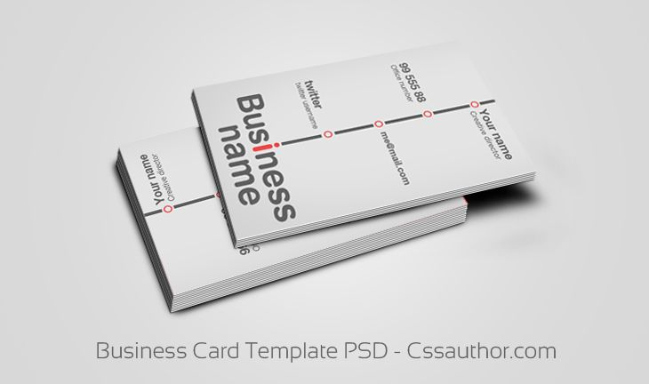 Free Business Card Templates | Graphic Design Inspiration