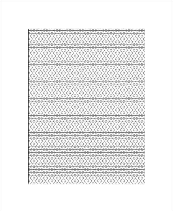 Printable Graph Paper Templates - 9+ Free PDF Format Download ...