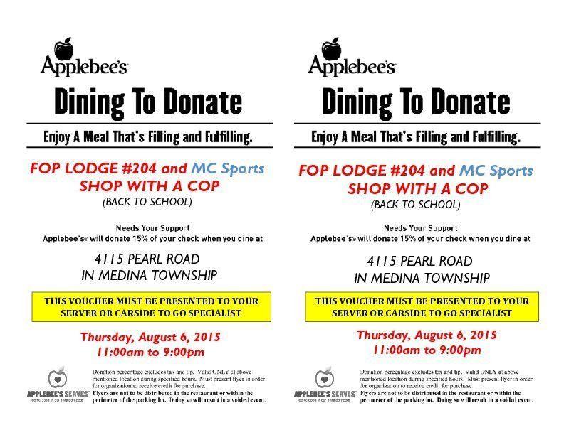 Donation Flyer Template - Corpedo.com
