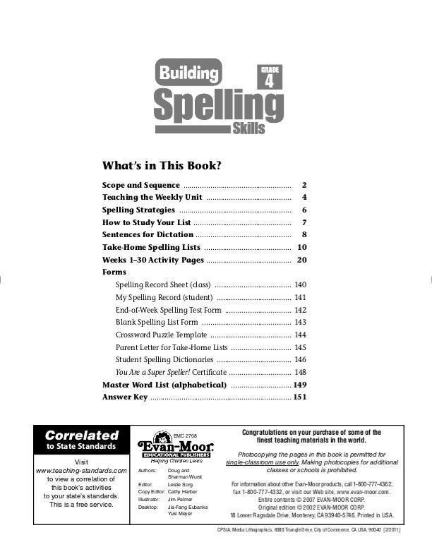 Spelling Test Template] Sample Spelling Test Template 14 Free ...
