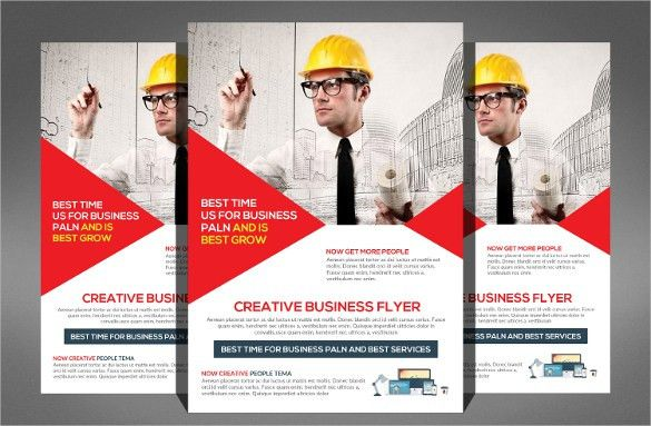 Construction Company Flyer - 25+ Free PSD, AI, Vector EPS Format ...