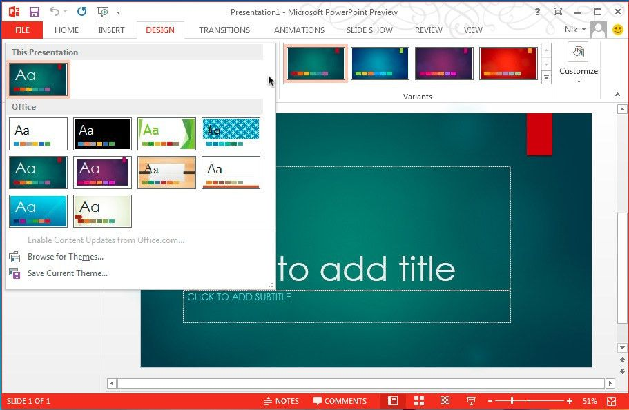 5 Tips to Choose Best PowerPoint Templates for Presentations ...