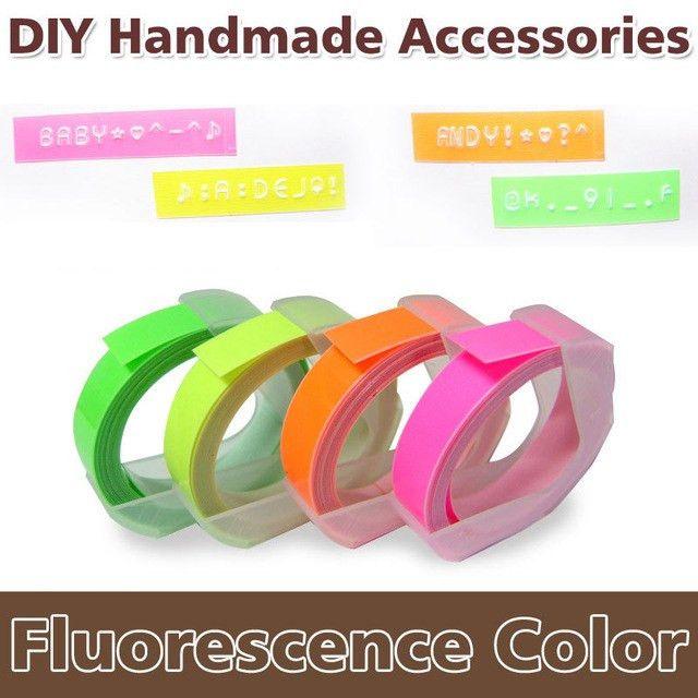 Aliexpress.com : Buy 5PCS PVC hard Tape self adhesive DIY handmade ...