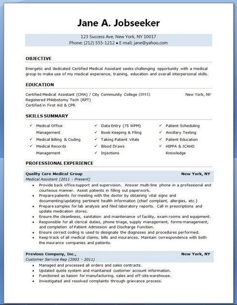 examples for resumes objectives resume project ideas general ...
