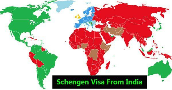 Schengen Visa Application Form For Indian Nationals | Portugal Visa