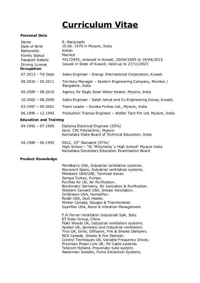 Complete Resume 19.02.15