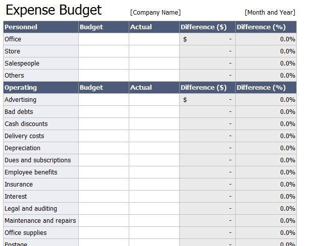 Best Photos of Excel Business Expense Spreadsheet - Business ...