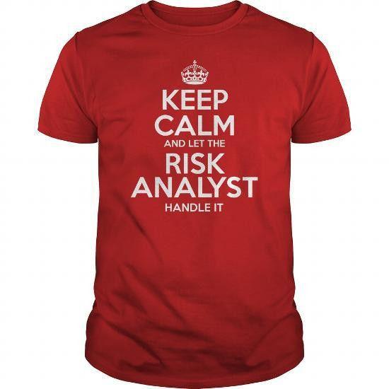 RISK ANALYST Job Title T Shirt - Hoodie - Sweatshirt - Coupon 10% Off