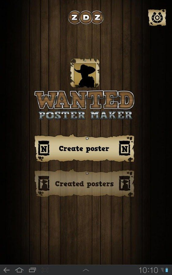 Wanted Poster Maker Editor - Android Apps on Google Play