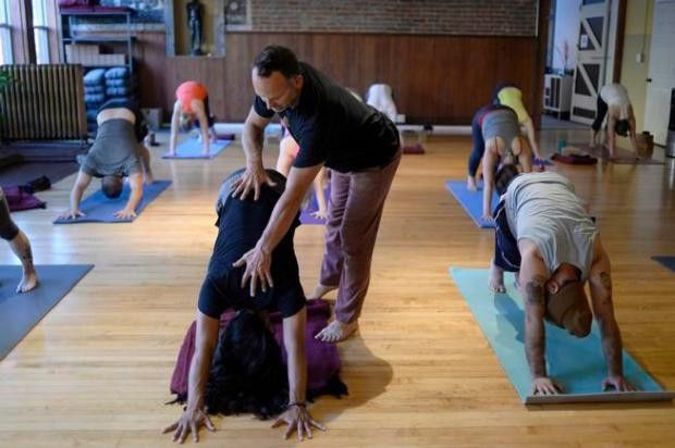 Making ends meet as a yoga instructor can be a stretch – The ...