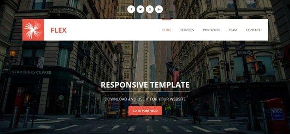 25 Best Free HTML5 CSS3 Responsive Website Templates - Design ...