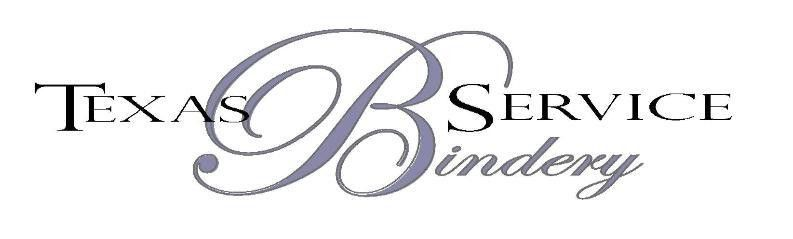 Texas Bindery Service--Serving Central Texas Printers--Austin ...