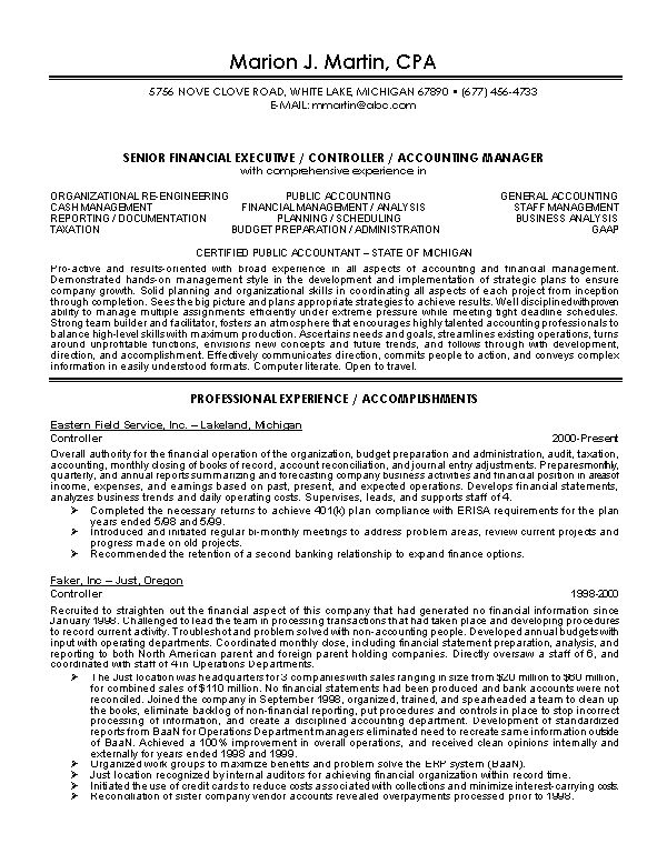 it executive resume it executive resume example sample technology