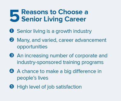 Making Senior Living the Career of a Lifetime - Argentum