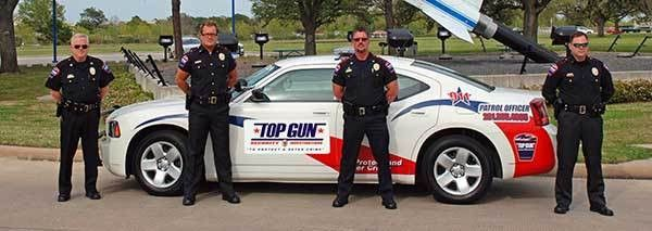 Security Officers Fort Worth : Security Guards Fort Worth : Top Gun
