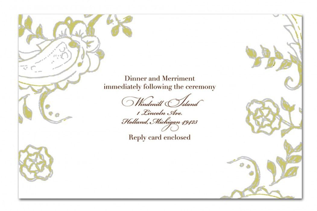 Email Wedding Invitation Templates | alesi.info