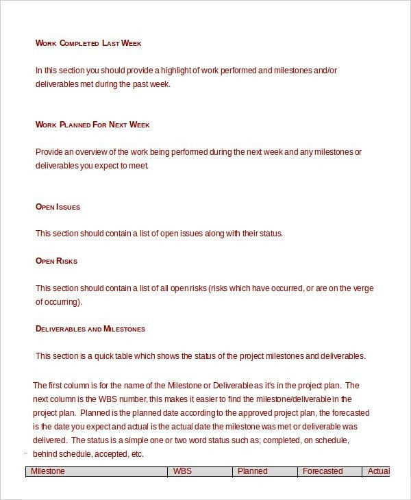 Project Management Template - 10+ Free Word, PDF Documents ...