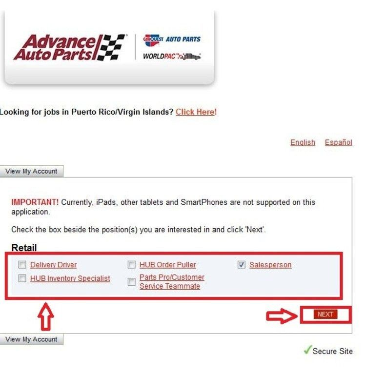 How to Apply for Advance Auto Parts Jobs Online at ...