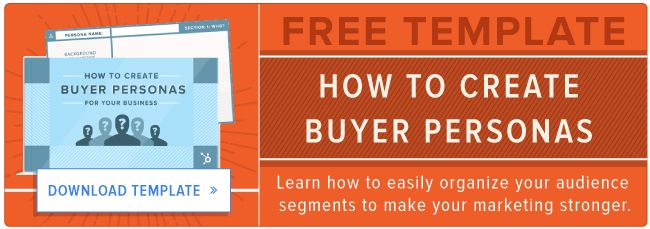 How to Create Buyer Personas for Your Business [Free Template]