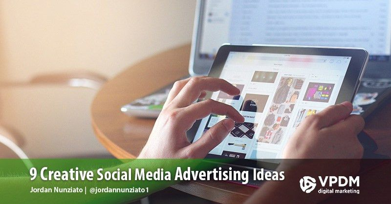 Top 9 Creative Social Media Marketing Ideas For Small Businesses