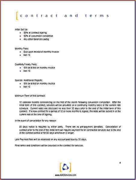 Sample business proposals - Business Proposal Templated - Business ...