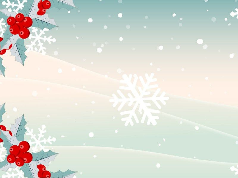 Christmas Powerpoint Templates - Free PPT Backgrounds