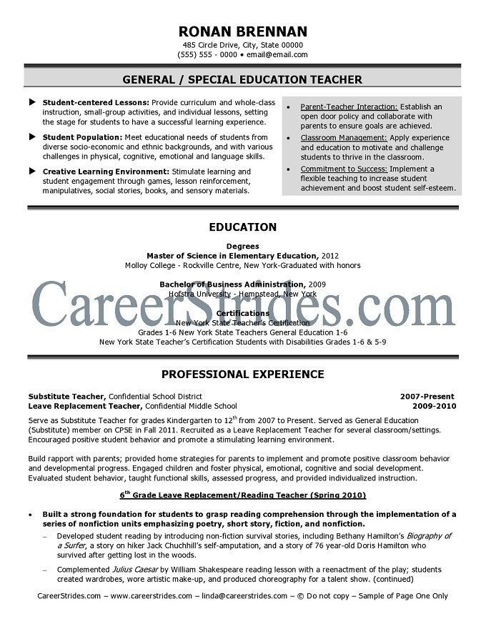 sample resume for school counselor school counselor resume sample