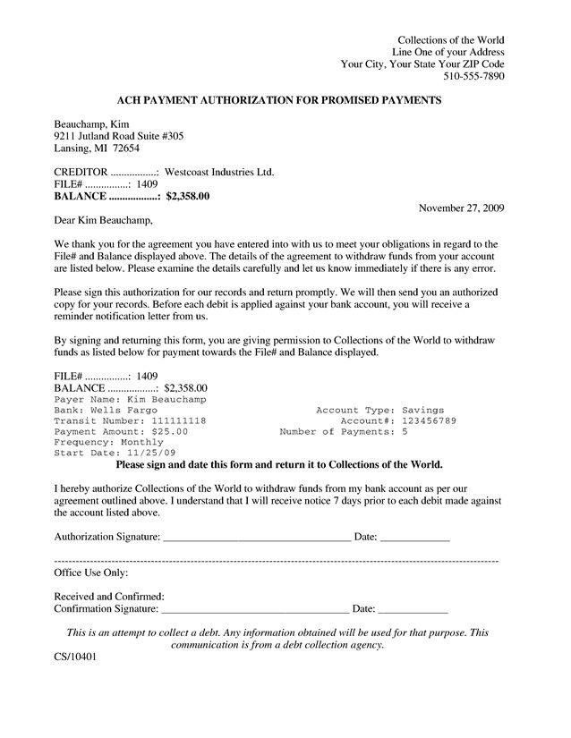 Downloads - EFT Notice