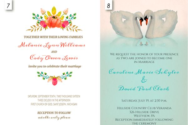 Wedding Invitation Templates Free Downloads | wblqual.com