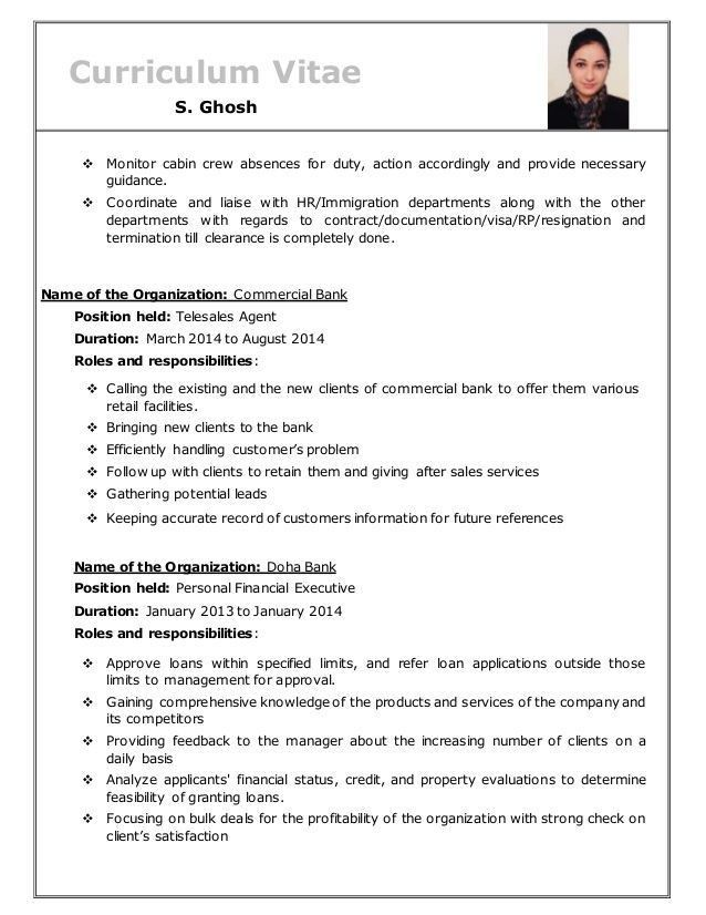Resume format for cabin crew excellent cabin crew resume sample cabin crew job description resume 10028 yelopaper Images