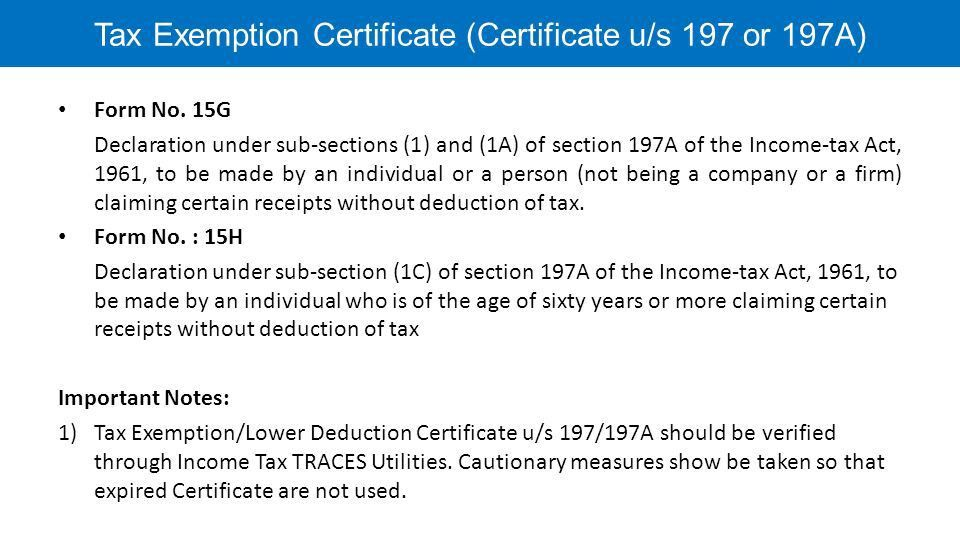 TAX DEDUCTION AT SOURCE (INCOME TAX ON SALARY) FOR GOVT. PROCESS ...