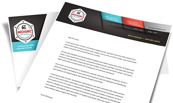 Letterhead Templates - Word & Publisher - Microsoft Office