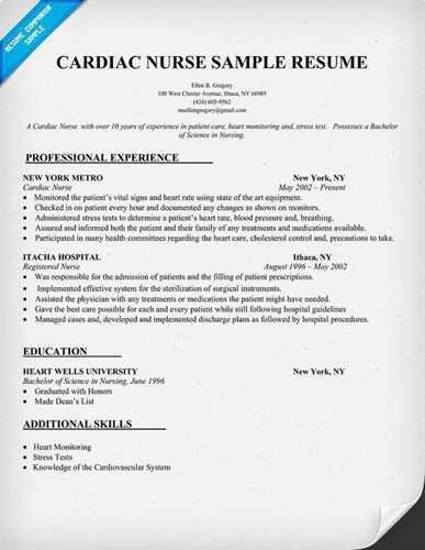 sample surgical nurse resume unforgettable operating room