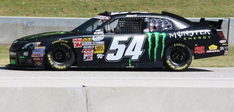 Monster Energy is the New Sponsor of NASCAR | The News Wheel